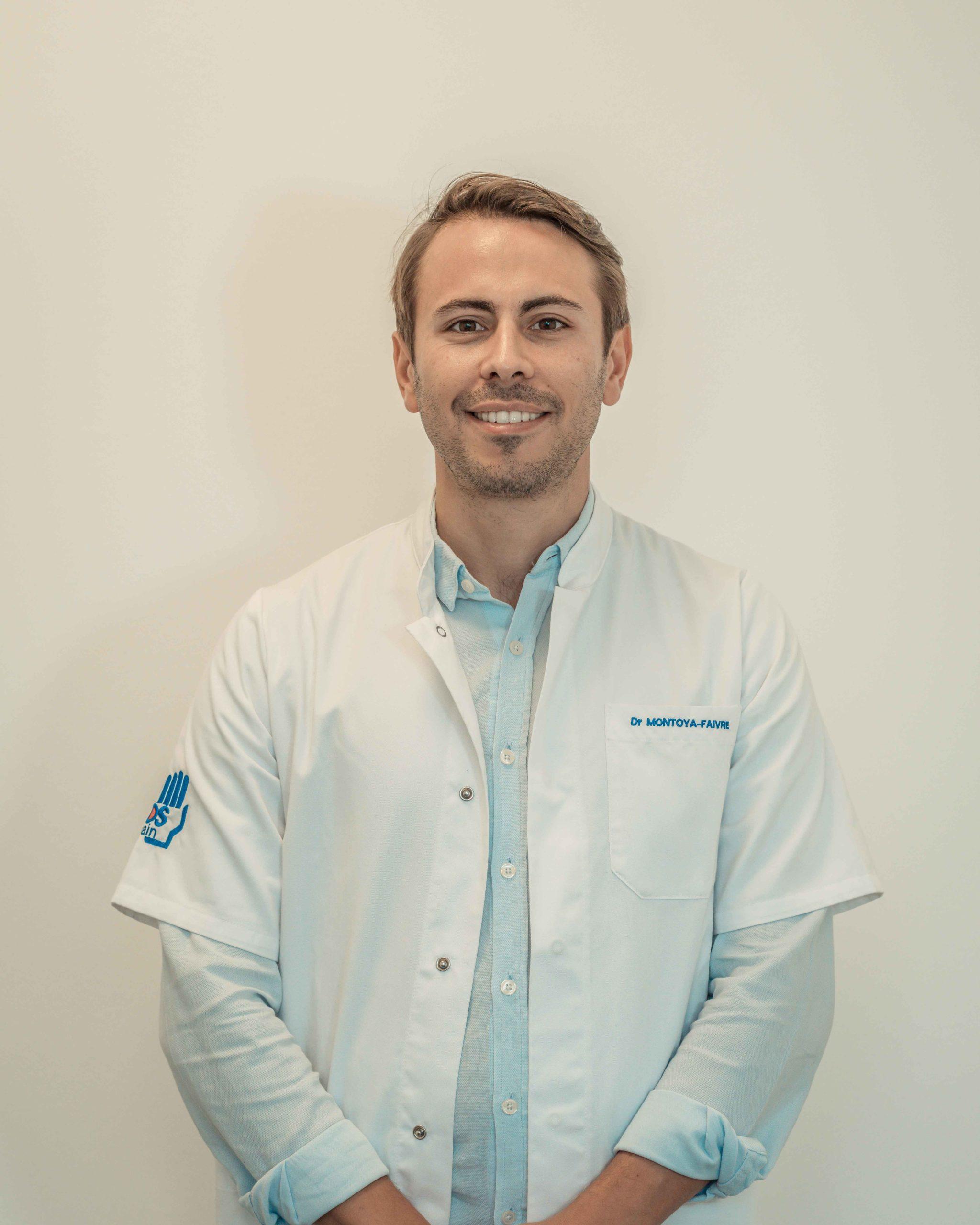 Docteur David Montoya Faivre | SOS Main