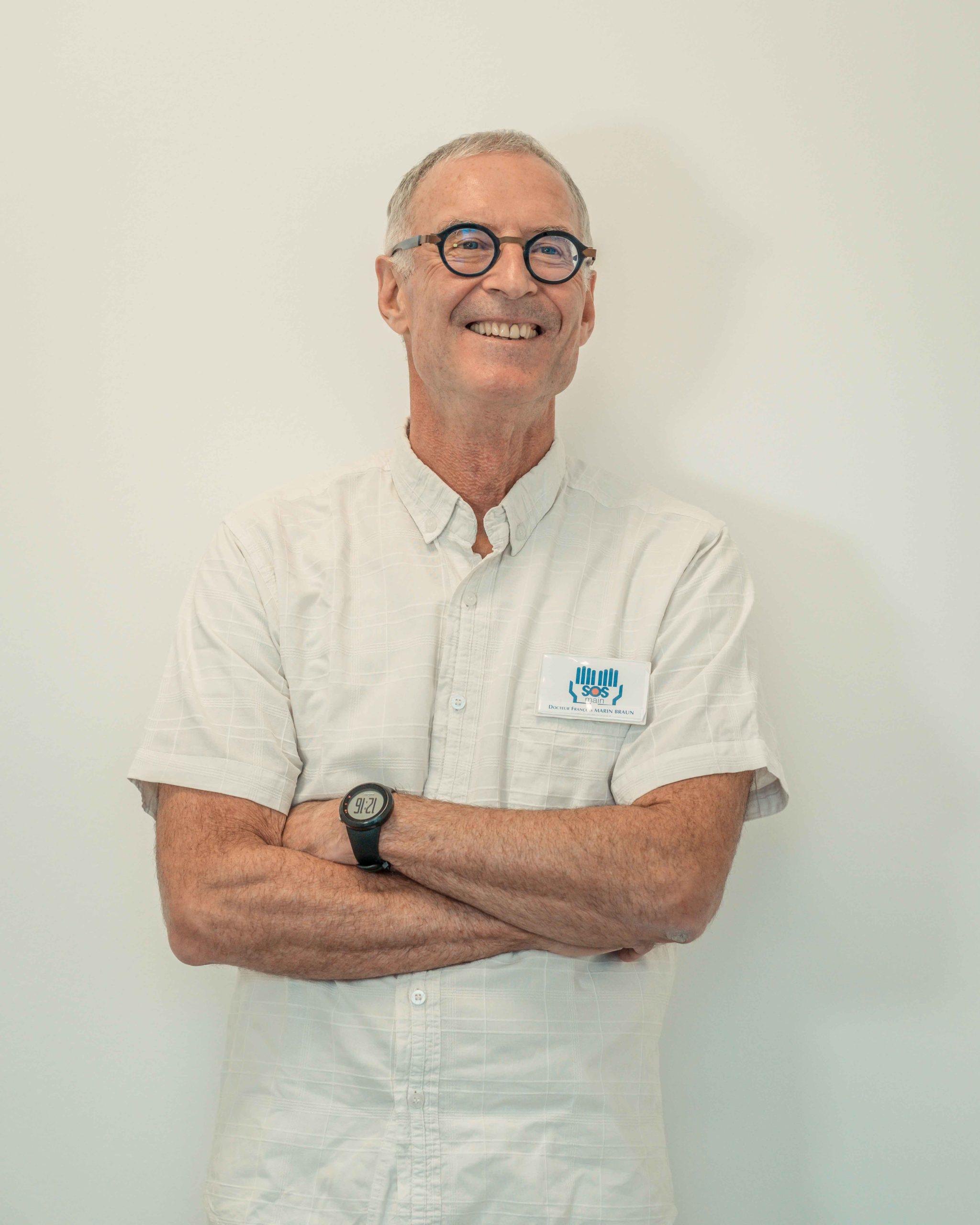 Dr François MARIN-BRAUN - Plasticien et orthopédiste | SOS Main Strasbourg